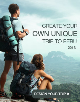 design your trip to peru